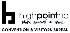 High Point Convention & Visitors Bureau logo